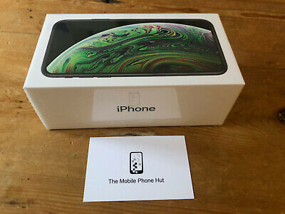 NEW SEALED Apple iPhone XS 256GB A2097 SPACE GREY UNLOCKED 1 YEAR APPLE WARRANTY