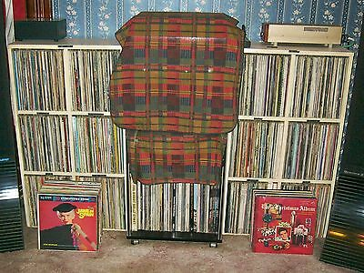 LP COLLECTION--APPROX 10,000 ALBUMS--FROM RECORD COLLECTOR--FINEST IN THE WORLD?