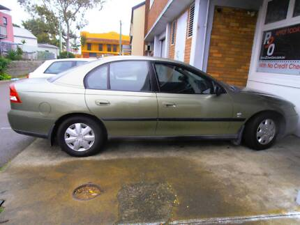 2004 Holden Commodore Sedan. $1,500 DEPOSIT AND $120 per week Hamilton East Newcastle Area Preview