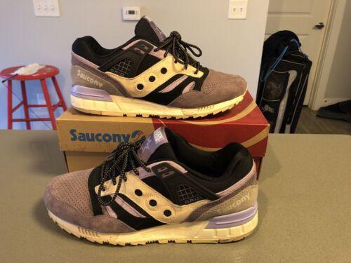 "Saucony Grid SD x Sneaker Freaker ""Kushwacker"" Size 10"
