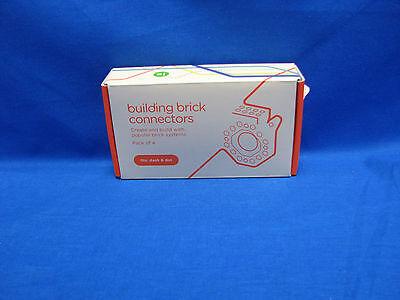 Wonder Workshop Dash & Dot Robot Building Brick Connectors NIB