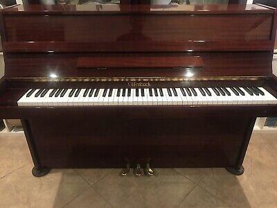 Autopiano Piano Fallboard Decal