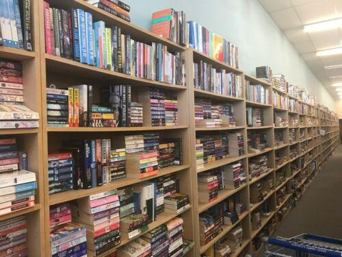 Hundreds of Mass Market Paperbacks! Family Owned Bookstore! 5 for $10!