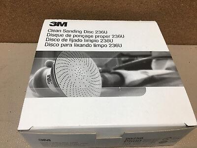 3m Clean Sanding Disc 236u 20758 6 In P500 50 Count Box