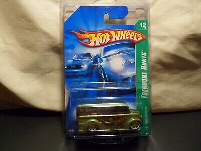 HOT WHEELS TREASURE HUNTS DAIRY DELIVERY FREE SHIPPING