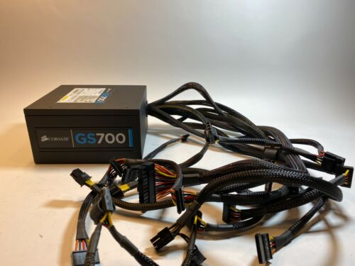 Corsair Gaming Series GS700 Power Supply CMPSU-700G | Tested