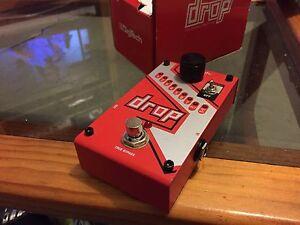 Digitech Drop pedal Annerley Brisbane South West Preview