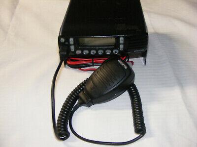 Kenwood Tk-8180-k 450-520 Mhz Uhf 30 Watt Mobile Transceiver  Gmrs Programmed