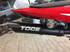 CBR600RR TOCE T-Slash Exhaust