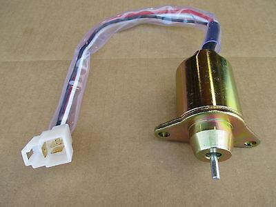 Fuel Shutoff Solenoid For John Deere Jd Relay 2520 2653a 2653b 2720 3005 3033r