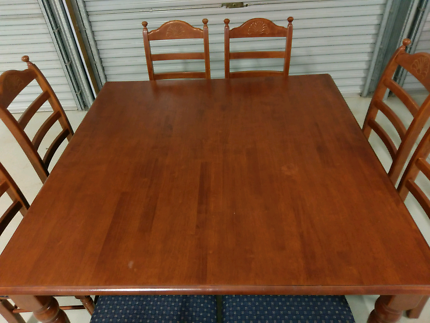 Timber 8 Seater Table