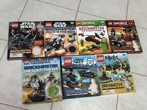 Lego Brickmaster Children's Books