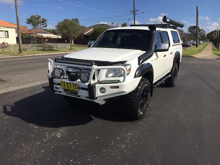 2008 Mazda bt-50 automatic turbo diesel 4x4 in excellent condition