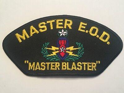 Патчи Master E.O.D. Master Blaster Hat