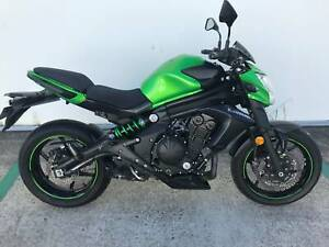 2015 Kawasaki ER-6nL ABS LAMS Caboolture Caboolture Area Preview