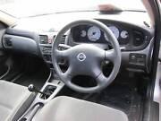 2003 Nissan Pulsar Q Sedan - Manual Needs Work Fyshwick South Canberra Preview