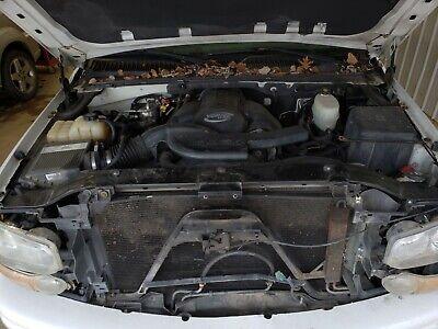 03 YUKON XL 6.0 LQ4 H.O. V8 DROPOUT LIFTOUT CHANGEOVER LS ENGINE SWAP NO CORE!