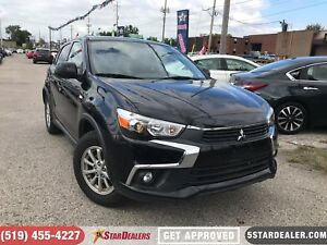 2017 Mitsubishi RVR SE | 1 OWNER | AWD | CAM | HEATED SEATS