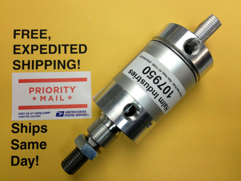 "2"" x 1"" Air Cylinder; ADP-16-1; FREE Same Day Expedited Shipping!"