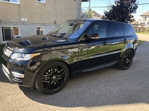 2017 Range Rover Sport HSE TD6 Lease Transfer. EMPLOYEE PRICE