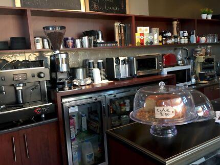 Café in Blacktown ONLY $38K!