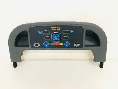PaceMaster Bronze Basic Treadmill Display Console Assembly  for sale  USA