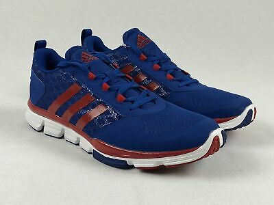 NEW adidas Speed Trainer 2 - Blue/Red Running, Cross Training (Men's 11.5)
