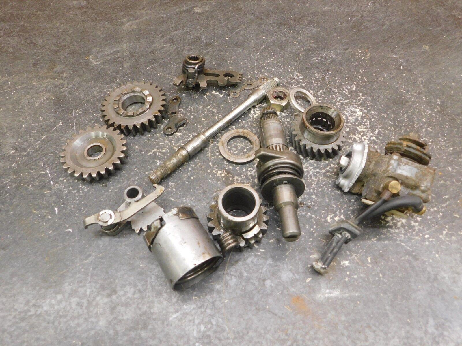 Yamaha Mx 250 Mx250 Engine Parts Lot    #3 1170