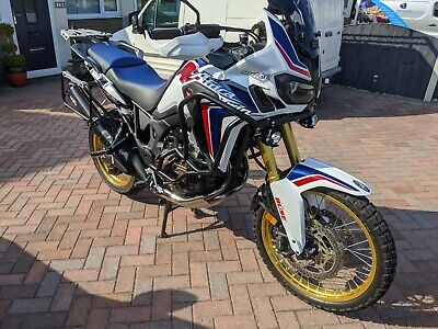 HONDA CRF 1000 AFRICA TWIN DCT 67Plate Loaded with extras!