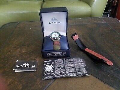 Men's Quicksilver Watch Used