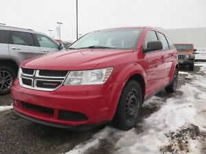 2014 Dodge Journey CVP/SE Plus, Keyless Entry, Touchscreen Displ