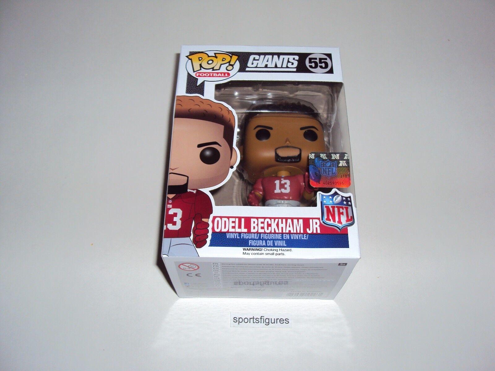 NFL Odell Beckham Jr. Wave 3 Pop! Vinyl Figure by Funko