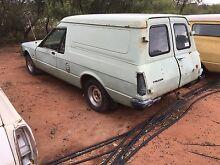 7x xe ford panelvans s-pak wagon xf xd Merungle Hill Leeton Area Preview