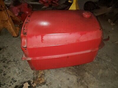 Massey Harris 44 Special Tractor Gas Tank With Cap Ready To Use Dent Free Clean