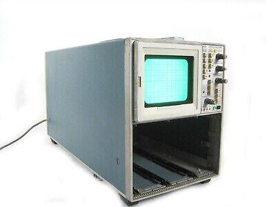 Tektronix 7633 Dual Trace Storage Oscilloscope 170 Watts 1.9 Amps 115v 60hz
