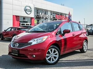 2015 Nissan Versa SL, BACK UP CAMERA, INTELLIGENT KEY, NAVIGATIO