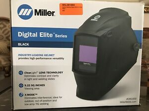 Digital elite series welding mask