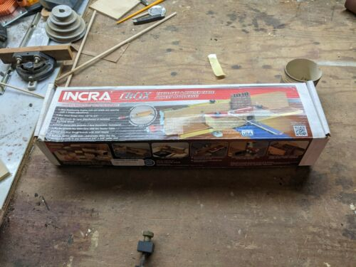 INCRA IBOX Box Joints Jig
