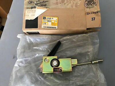 Genuine Caterpillar Cat 114-8833 Linkage Assembly Brand New Old Stock