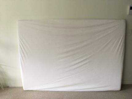 Ikea Malfors Mattress, (Double, Firm), Excellent Condition