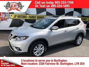 2015 Nissan Rogue SV, Automatic, Panoramic Sunroof, Back Up Came