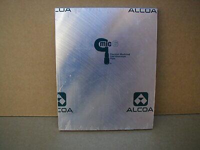 Mic-6 Cast Aluminum Tooling Plate - 38 - .375 X 11.753 X 7.060