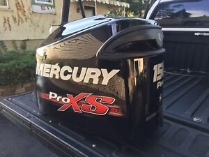 Mercury 2 stroke  150 outboard engine cowl