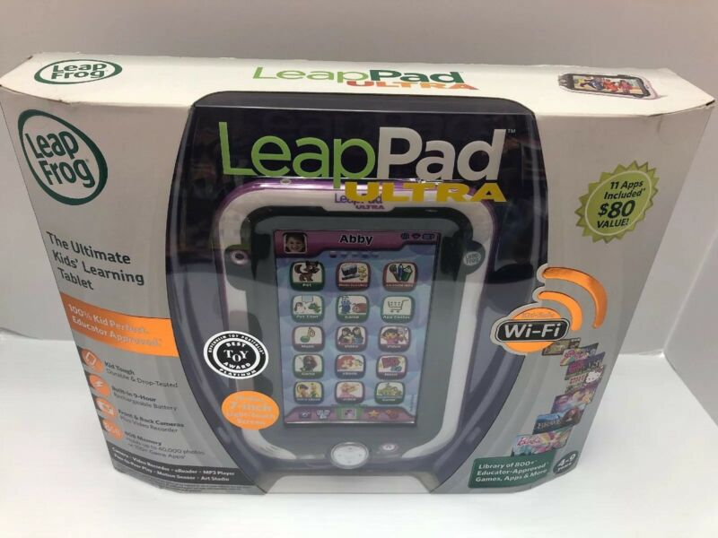 LeapFrog LeapPad Ultra XDi Learning Tablet Pink 33300