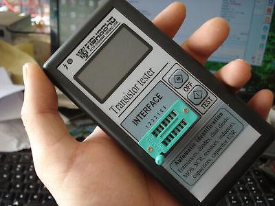Digital Led Esr Meter Component Transistor Tester Diode Triode Capacitance