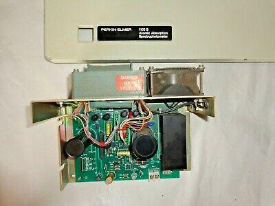 Perkin Elmer Atomic Absorption Spectrometer 1100b Pcb Dp Power Supply 393.01-31