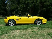 "2001 Porsche Boxster ""S"" Convertible Devonport Devonport Area Preview"