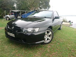 2003 Holden VY II S Ute Bligh Park Hawkesbury Area Preview