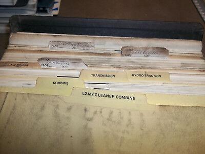 1975 1979 Allis Chalmers Gleaner L M Combine Service Manual