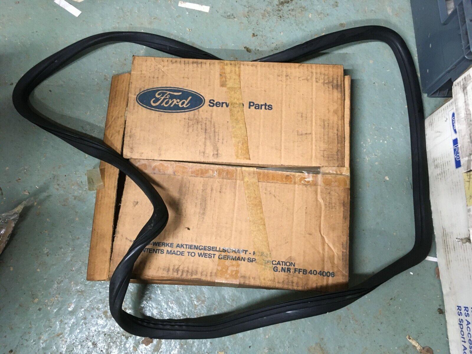 Car Parts - Ford Transit MK1 New Genuine Ford window weatherstrip
